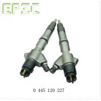 Quality EPIC Injector 0 445 120 227 Common Rail WEICHAI Diesel Engine Valve F 00R J01 692 for sale