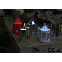 China Easy Operate Led Tea Light Candles For Home Decoration ODM / OEM Acceptable on sale