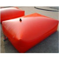 Quality PVC Water Storage Bladder Of Farm Crop Irrigation , Suitable Temperature  -30℃-70℃ for sale