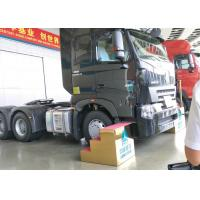 Professional 6x4 Prime Mover Truck Left Hand Drive Type Manual Transmission Manufactures