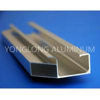 6061 6063 Aluminium Construction Profiles Smooth And Delicate Manufactures