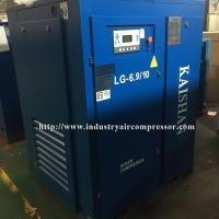 6.9 M3 10 Bar Electric Stationary Industrial Rotary Air Compressor 45kw Manufactures