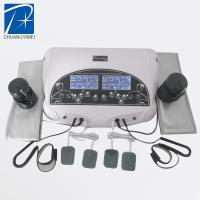 China Popular home use dual system ion detox foot spa on sale