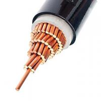 China Polyvinyl Chloride XLPE Copper Cable Abrasion Resistant 0.75mm2 - 1000mm2 on sale