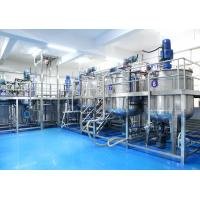 China Automatic Cosmetic Processing Equipment , Durable High Pressure Homogenizing Machine on sale