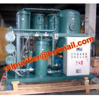 Buy cheap Lubricant Oil Filtration Equipment, Waste Oil Recycling System, Industrial Oil Treatment for breaking emulsification from wholesalers