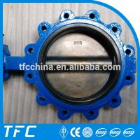 rubber seat cast iron butterfly valve, alibaba Manufactures