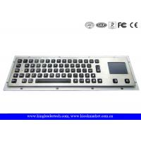 Anti water Rugged dust proof keyboard , Blue Red or White Backlight Manufactures