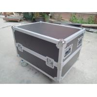 Thickness 9mm / 12mm Plywood Tool Case With Foam For Smoke Machine Manufactures
