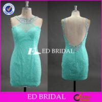 green short party dress Manufactures