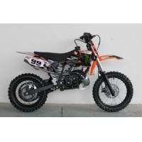 China Water-Cooled Dirt Bike-Orange (SN-GS395-W) on sale