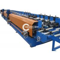 China C Style Perforated Cable Tray Roll Forming Machine Automatic Production Line on sale