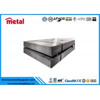 A36 Stainless Steel Cold Rolled Steel Plate ASTM / ASME Standards 5.8m Length Manufactures