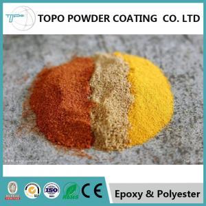 China RAL 1003 Insulating Epoxy Coating 94% Glossy Customized Surface Type on sale