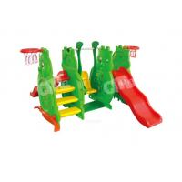 Residential Area Large Indoor Play Equipment Anti Static Hardly Fade Manufactures