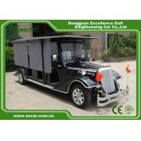40KM  / H Speed Electric Classic Cars Manufactures