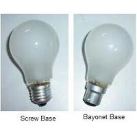 vibration service double contact bayonet base frosted lamps Manufactures