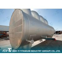 GR2 astm b862 Titanium Heat Exchanger Tube welded pipe Manufactures