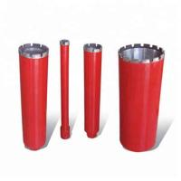 Masonry Concrete Diamond Tools Diamond Drill Bit For Brick , Long Service Life Manufactures