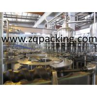 CGFR 24-24-8 2014 new model automatic juice filling machine Manufactures