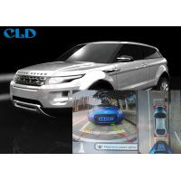 Landrover Evoque Intelligent Parking Assist System 360 Degree Panoramic, Four-way DVR , Loop Recording Manufactures