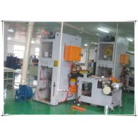 China Antomatic Aluminium Container Making Machine Disposable Food Container Making Machine 45 Ton on sale