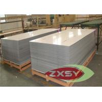 5005 Polished Aluminium Sheet Aluminum Plate Sheet For Electronic Element And Machinery Manufactures
