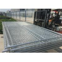 "4'x10' chain link fence construction fencing tubing  1⅜""(35mm) x16.5ga/1.50mm wall thick chain mesh 3""x3"" x 11.5ga dia Manufactures"