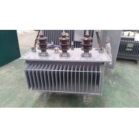 Low Noise Amorphous Alloy Transformer SH15 Sealed Oil Immersed Power Transformer Manufactures