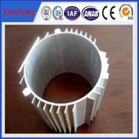 Fantastic Extrusion Aluminum Electric Motor Shell Profile from China Manufacturer Manufactures