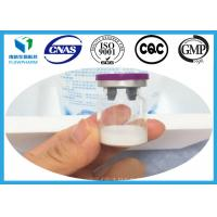 Hexarelin Growth Hormone Peptides Bodybuilding 2Mg / Vail CAS 140703-51-1 Manufactures