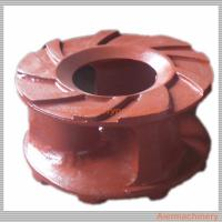 Red Stainless Steel Centrifugal Pump Parts Abrasion Resistance Easy Maintenance Manufactures