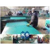 Buy cheap Width 4.3M Infrared Ray Safety Gabion Mesh Welding Machine SGS Certificate from wholesalers