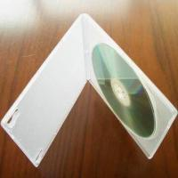 5.2mm PP CD Case for Single or Double with 52 x 26 x 13.5cm Dimensions Manufactures