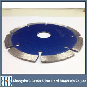 diamond segment saw blade for granite,ceramic,marble,concrete Manufactures