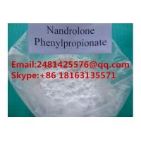 99% Purity Steroids Nandrolone Phenylpropionate Powder CAS 62-90-8 For Muscle Growth Manufactures