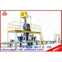 China PLC Control Fiber Cement EPS Sandwich Panel Machine For Roof Wall Panels on sale