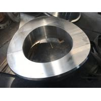 ASME SA182 / ASME SA105 Nozzle Steel Flanges For Boiler / Chemical Tank Manufactures
