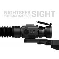 Intelligent Coloration Thermal Imaging Sight 384×288 Pixels Targets Detecting Usage Manufactures