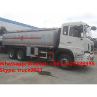 2018s best seller-dongfeng 6*4 LHD 25M3 oil bowser vehicle for sale, fuel dispensing truck for sale, diesel tank vehicle Manufactures