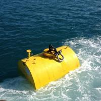 China Factory CYLINDRICAL FOAM BUOY With  KR LR RMRS IRS RINA Class for sale