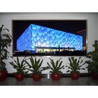 SMD P6 6mm dynamic led full color indoor video display for business Manufactures