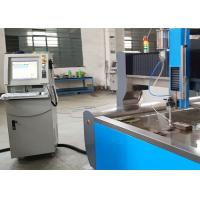 38KW Electric Power Water Jet Cutting Machine CNC Water Steel Cutter 3.7L/Min Flowrate Manufactures