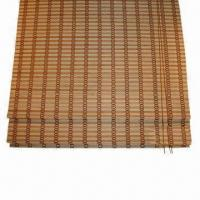 Bamboo Blinds/Curtains, Customized Colors and Sizes are Accepted, Easy to Install Manufactures