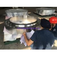 Quality ASME SA-182 Gr.F321H FVC Forging Steel Flanges For Chemical Industry for sale