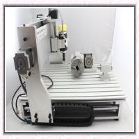 Newest CNC router 3040 with 4th axis Manufactures