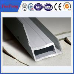 open style free mold aluminium profile solar, Quality Aluminum Extrusion manufacturer Manufactures