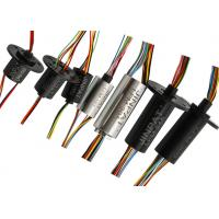 China 240V Gold To Gold Contact Miniature Slip Ring with Ultra Low Contact Resistance for Smart Toys on sale