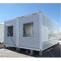 Quality Mobile Container Prefabricated House with Toilet Fitment (Container House) for sale