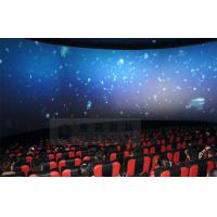 Electric 4D movie theater Motion chair 7.1 audio system special effect system Manufactures